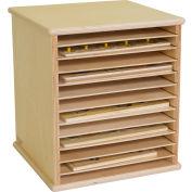 Wood Designs™ Tabletop Puzzle Rack