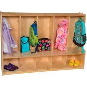 Tot Five Section Locker