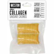 Edible Collagen Casing  38 mm (for 30 lbs)