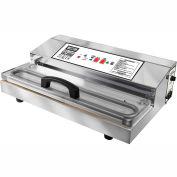 PRO-3000:  Stainless Steel Vacuum  Sealer