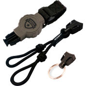 T-Reign Retractable Duck Call Gear Tether 0TRG-6131 - VELCRO®Brand Strap