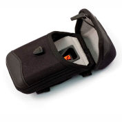 "T-Reign Procase Retractable Tether Soft Case 0TRP-411 X-Large 5-1/2""L x 4""W x 11""H M.O.L.L.E. Black"