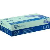 PosiShield™ 2905 Industrial Grade Nitrile Gloves, 3 Mil, Powder-Free, Blue, Small, 100/Box