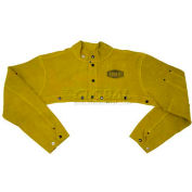 Ironcat Leather Cape Sleeve, Golden Yellow, M, All Leather