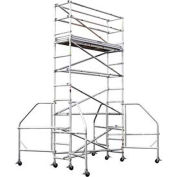 Werner Narrow Span 6'x12' Scaffold Tower - 4101-12