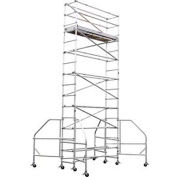 Werner Narrow Span 8'x18' Scaffold Tower - 4102-18
