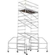 Werner Wide Span 8'x18' Scaffold Tower - 4202-18