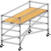 Werner Wide Span Adjustable Base Section 8'L - 4202