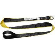 Werner® Cross Arm Strap, 6'L, Loop, D-Ring