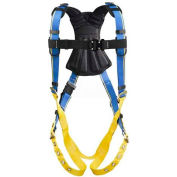 Werner® Blue Armor 2000 Standard Harness, Tongue Buckle Legs, XXL