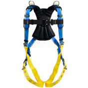 Werner® Blue Armor 2000 Retrieval Harness, Tongue Buckle Legs, XL