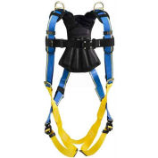 Werner® Blue Armor 2000 Retrieval Harness, Quick-Connect Legs, XXL