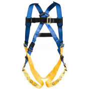 Werner® LiteFit Standard Harness, Tongue Buckle Legs, XL