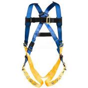 Werner® LiteFit Standard Harness, Tongue Buckle Legs, XXL