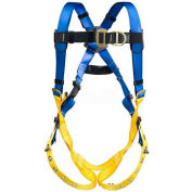 Werner® LiteFit Climbing Harness, Tongue Buckle Legs, M/L