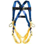 Werner® H332005 LITEFIT™ Positioning Harness, Tongue Buckle Legs, XXL