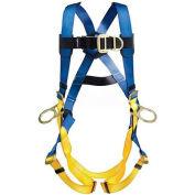Werner® LiteFit Climbing/Positioning Harness, Pass-Through Legs, M/L