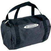 """Werner® K120000 Small Duffel Bag, 12"""" x 8"""", Black"""