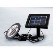 Solarland BSS-00201 Solar Powerpack 12 LED Matrix Light Kit