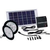 Solarland BSS-00314S Solar Powerpack 3.0 Matrix Lamps