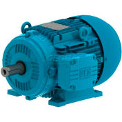 WEG IEC TRU-METRIC™ IE3 Motor, 00118ET3WAL90S, 1.5HP, 1800/1500RPM, 3PH, 460V, 90S/L, TEFC