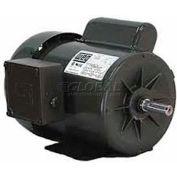 WEG General Purpose Single Phase Motor, 00156ES1B143T, 1.5HP, 3600RPM, 115/208-230V, F143/5T, TEFC