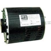 WEG Evaporative Cooler Motor, 00182OS1DEC56, 1-1/3 HP, 1800/1200 RPM, 240 Volts, 1 Phase, ODP