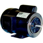 WEG Jet Pump Motor, 00236ES1BJPR56C, 2 HP, 3600 RPM, 115/208-230 Volts, TEFC, 1 PH