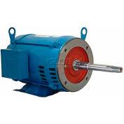 WEG Close-Coupled Pump Motor-Type JP, 00518OP3E184JP, 5 HP, 1800 RPM, 230/460 V, ODP, 3 PH