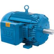 WEG Compressor Duty Motor, 00636OS1XCD182/4Y, 6.4 HP, 3600 RPM, 240 Volts, ODP, 1 PH