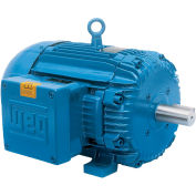 WEG Explosion Proof Motor, 45018XP3G586/7, 450 HP, 1800 RPM, 460 Volts, TEFC, 3 PH