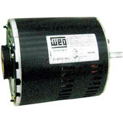 WEG Evaporative Cooler Motor, .5018OS1AEC56, 0.5 HP, 1800 RPM, 115 Volts, 1 Phase, ODP