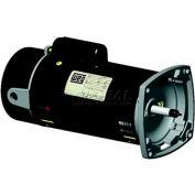 WEG Pool & Spa Motor, PCQ107, 0.75 HP, 3600 RPM, 115/230 Volts, ODP, 1 PH