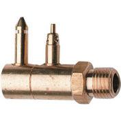 "Whitecap 1/4"" NPT Male Brass Fuel Connector For OMC/Johnson/Evinrude - F-7062C"