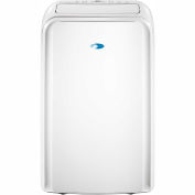 Whynter 12000 BTU Dual-Hose Portable Air Conditioner with 3M™ & SilverShield Filter - ARC-126MD