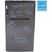 Whynter MRF-310DB - Refrigerator/Freezer, Energy Star, Compact, 3.1 Cu. Ft.