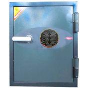 "Wilson Safe Fire Safe 006EH Electronic Lock - 21-3/4""W x 17-3/4""D x 23-1/2""H, Gray"