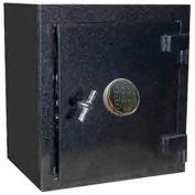 "Wilson Safe B Rate Safe B2018SR Electronic Lock - 18""W x 18-1/2""D x 20-1/2""H, Gray"