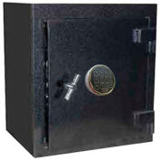 "Wilson Safe B Rate Safe B2020SR Electronic Lock - 23""W x 20-1/2""D x 20-1/2""H, Gray"