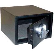 "Wilson Safe Biometric Fingerprint Safe FP20 - 14-1/2""W x 12""D x 8""H, Gray"