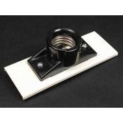 """Wiremold 2426-Fw Lamp Holder, Fog White, 5""""L - Pkg Qty 5"""