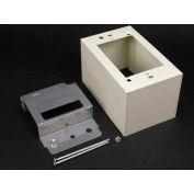 "Wiremold 2444d-Fw Device Box, Fog White, 4-5/8""L - Pkg Qty 10"