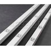 Wiremold 24r312trs15wh Tamper Resistant Plugmold, 125v, 15a, 3'L - Min Qty 2