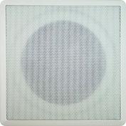 Legrand® AC0065-WH-V1 Square Speaker Adapter