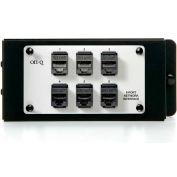 Legrand® AC1000 6-Port Network Interface Module