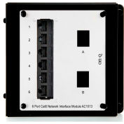Legrand® AC1013 6-Port Cat 6 Network Interface Module