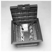 Wiremold AC8840 Floor Box AC Raised Floorbox