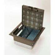 Wiremold AC8850 Floor Box AC Raised Floorbox