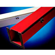 """Wiremold C110-40D Divided Duct, 10"""" X 4"""""""