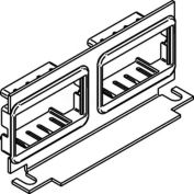 Wiremold Cilt-2-Rt Floor Box Communication Bracket W/Ortronics Bezel - Pkg Qty 5